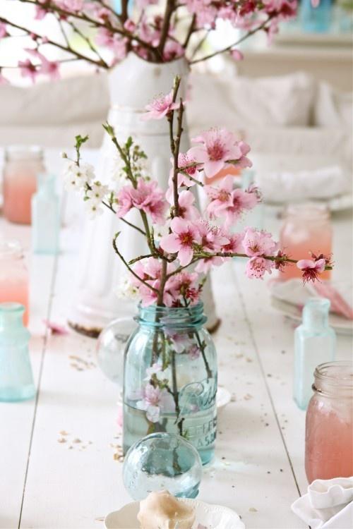 Https Thelittlespoonkitchen Com 2013 05 02 Cherry Blossom Wedding Ideas