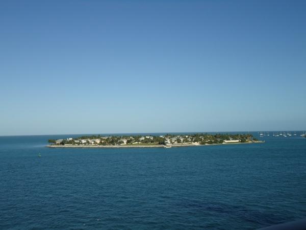 small island near key west